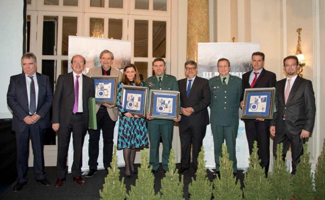 Entrega de los III Premios Recyclia de Medio Ambiente