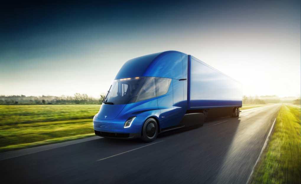 Los nuevos camiones eléctricos Tesla pronto recorrerán las carreteras sin emitir ni un gramo de CO2