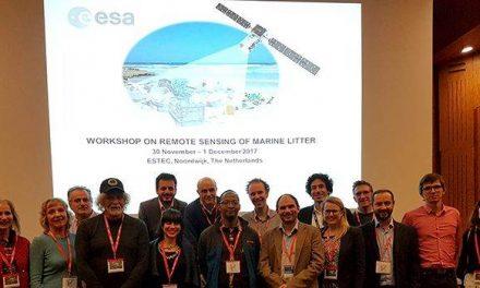 Cuantificando plásticos en los océanos con satélites