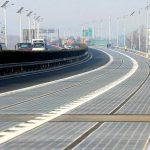 China inaugura la primera autopista solar que producirá electricidad para 800 viviendas