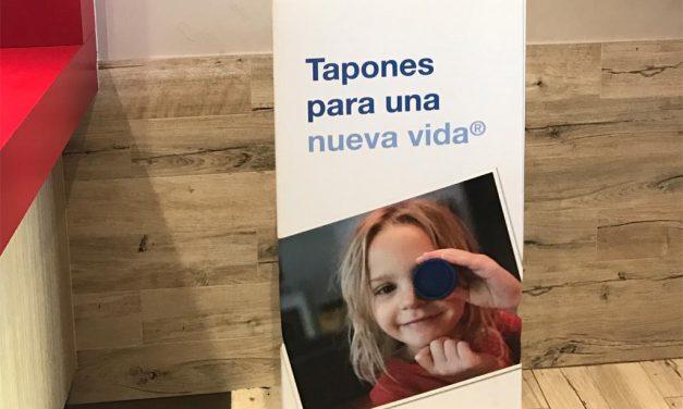 Nuevas adhesiones en Cantabria a la iniciativa Tapones para una nueva vida