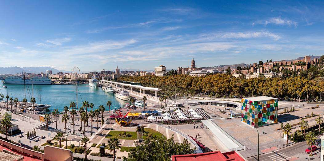 Mañana arranca la Malaga Education Week
