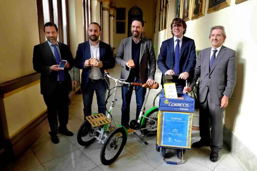 El Ayuntamiento de Málaga ha recibido el premio Ciudad Sostenible en la categoría de calidad del aire