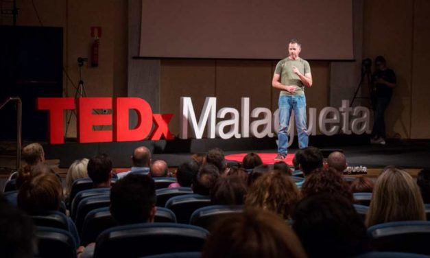 El organizador de TEDxMalagueta nos cuenta algo bueno