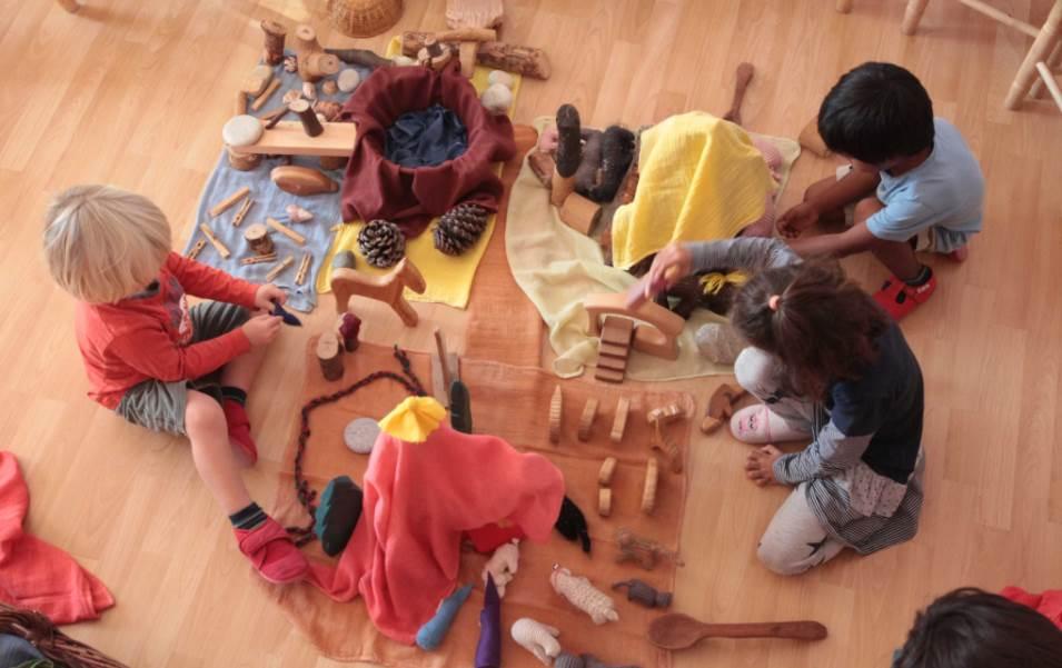 La Escuela Internacional Waldorf El Farol está comprometida con la educación integral de los niños y niñas