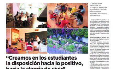 La Escuela Internacional Waldorf El Farol entre los mejores centros educativos de España