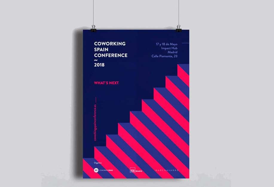 La Coworking Spain Conference 2018 se celebrará del 17 al 18 de mayo en el Impact Hub de Madrid