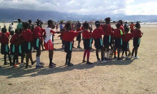 Más de 1.000 niños en Haití mejorarán su calidad de vida gracias a Manos Unidas y a Nuestros Pequeños Hermanos
