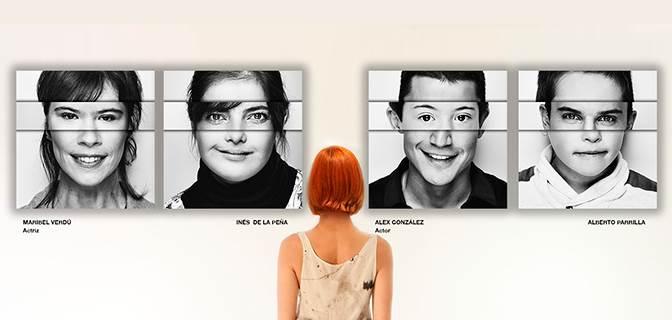 La exposición fotográfica XTUMIRADA llega a Málaga para cambiar nuestro punto de vista sobre las personas con síndrome de Down
