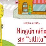 """Varias fundaciones de seguridad vial lanzan la campaña solidaria """"Ningún niño sin sillita"""""""