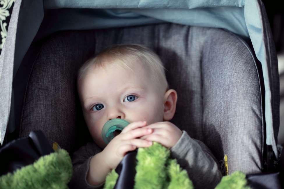Las sillitas o Sistema de Retención Infantil (SRI) protegen a los más pequeños