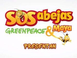 SOS abejas Greenpeace & Maya