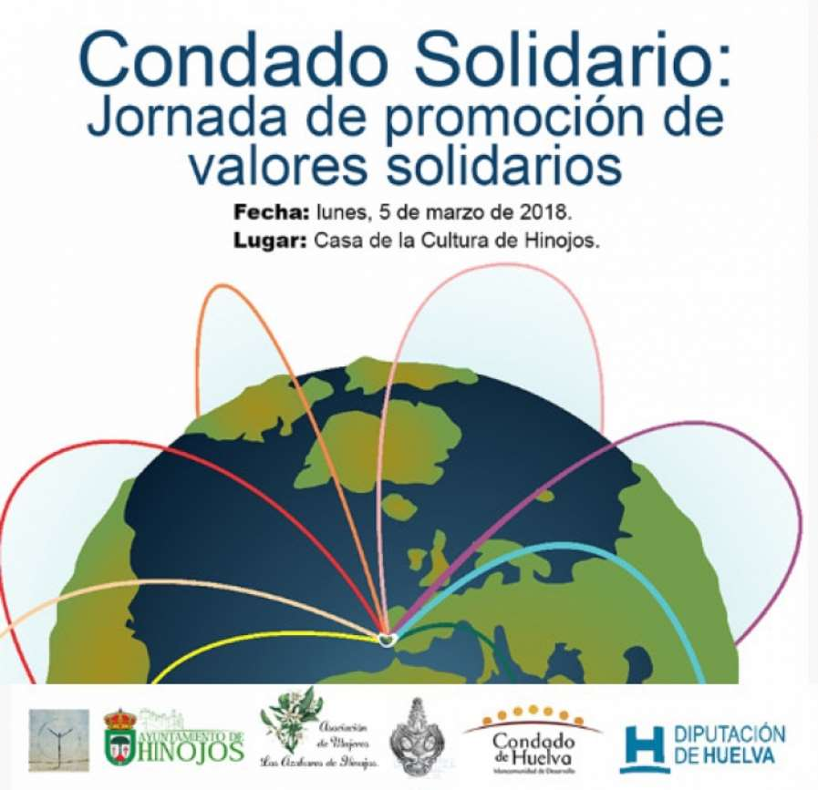 Jornada de valores solidarios en Hinojos (Huelva)
