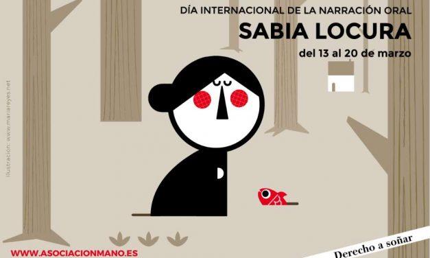 Madrid se llenará de cuentos para celebrar el Día Internacional de la Narración Oral