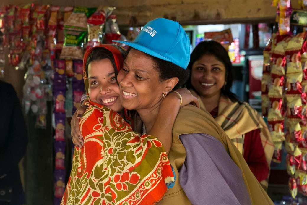 La ONU centra este año el mensaje del Día Internacional de la Mujer en las mujeres rurales