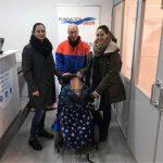 21 niños accederán a tratamientos médicos no cubiertos por la seguridad social gracias a la recogida de tapones