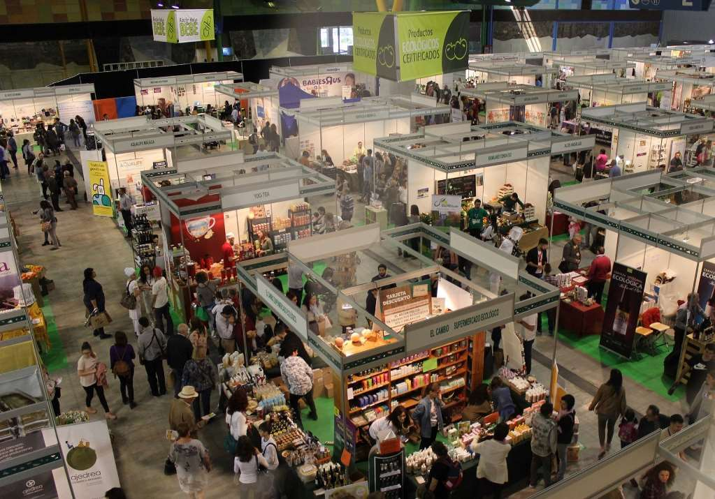 La Feria Natura Málaga se ha convertido en un referente de la vida saludable y sostenible