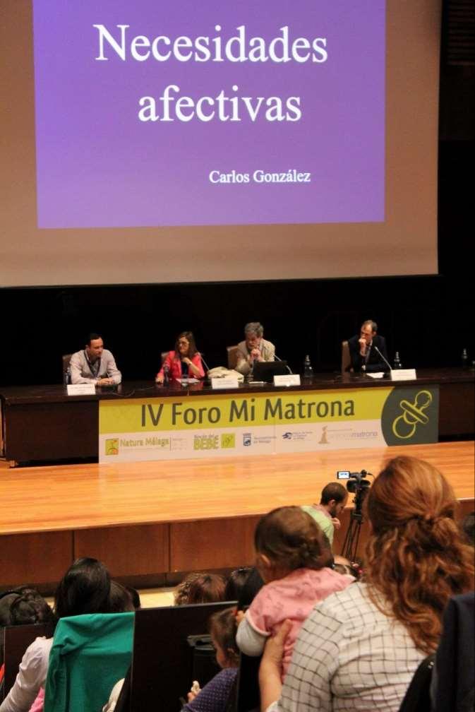 El centro Mi Matrona organizará charlas relacionadas con la crianza