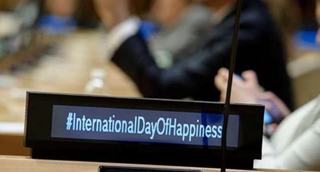Ya es primavera 💐… Feliz Día internacional de la Felicidad 😊