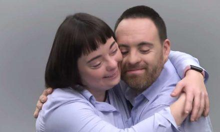 #Auténticos: Las personas con Síndrome de Down son espontáneas, genuinas y #auténticas