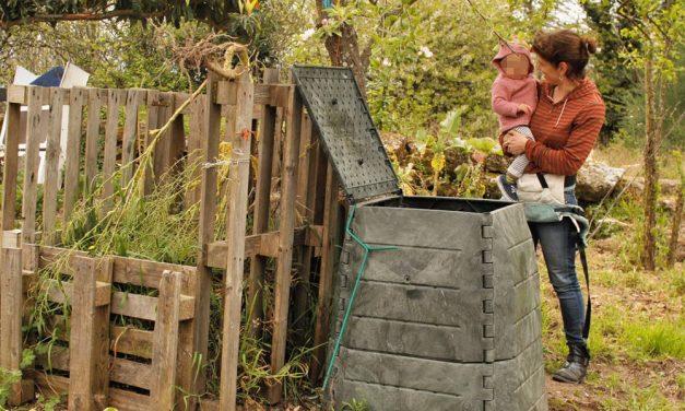 El proyecto de compostaje comunitario Revitaliza se convierte en un referente de Residuo Cero en España