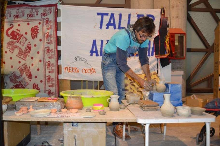 Los talleres irán acompañados de otras actividades afines a un estilo de vida más natural, saludable y sostenible