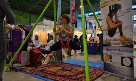 Talleres prácticos sobre yoga y opciones de vida saludable en Natura Málaga 2018