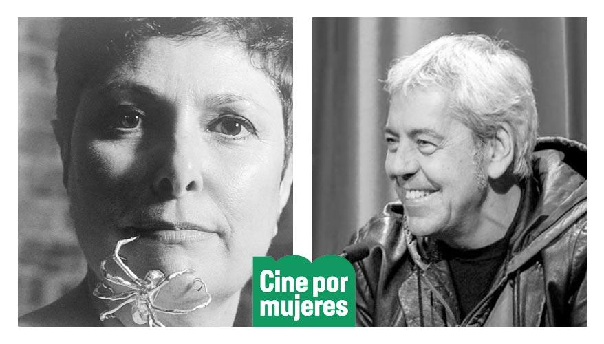 Carlota Álvarez Basso y Diego Mas Trelles son los directores del I Festival internacional de cine hecho por mujeres