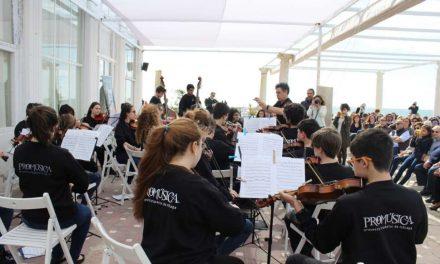 Conciertos de la Fundación Musical de Málaga en el Málaga de Festival (MaF) 2018