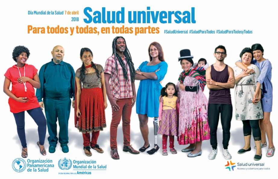 En el Día Mundial de la Salud la OMS pide Salud para todos