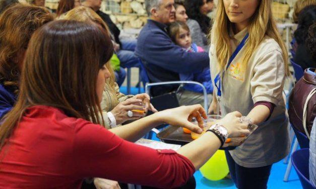 Expertos recomiendan en Natura Málaga una alimentación natural, consciente y saludable