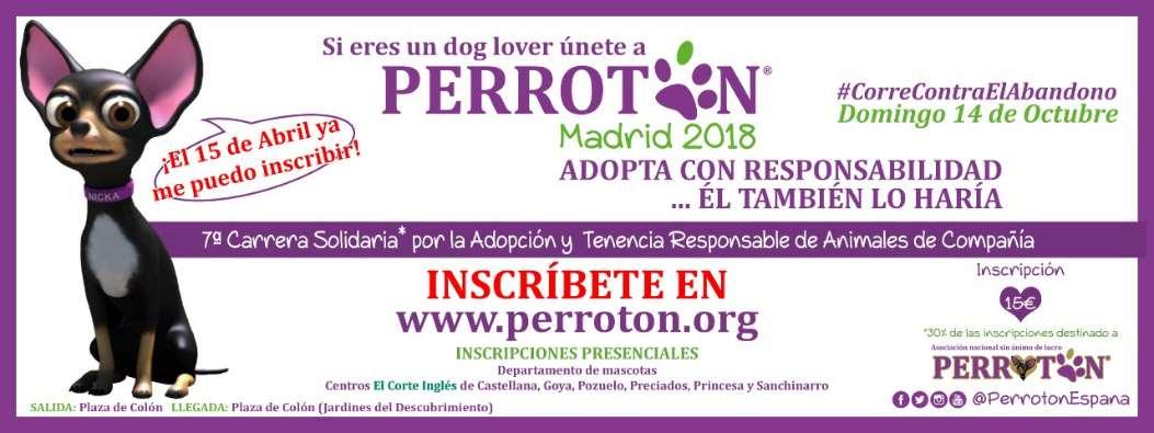 La carrera busca concienciar a las personas para adoptar mascotas con responsabilidad