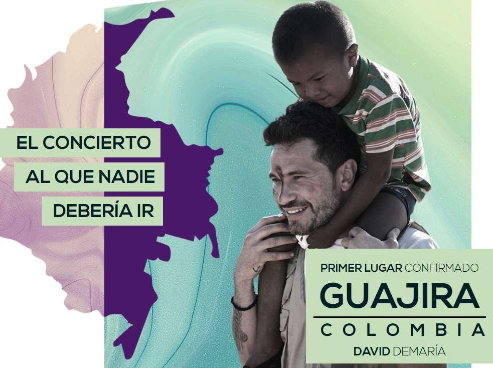 """Gira de David DeMaría """"El Show del Hambre"""" para contribuir a erradicar la desnutrición infantil"""