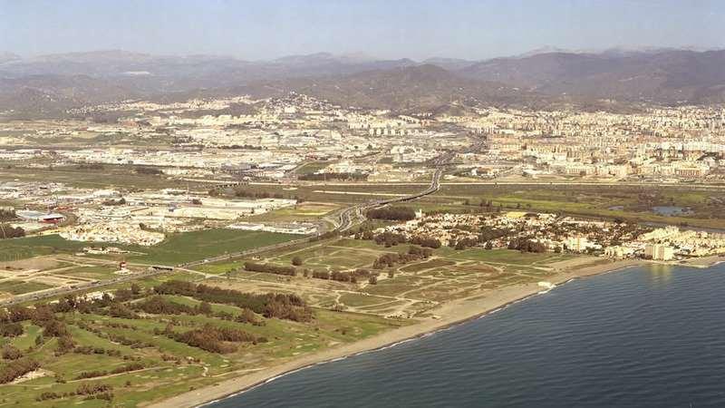 El paraje del Arraijanal, por cuya supervivencia se celebrará mañana este concierto, se encuentra situado a la desembocadura del río Guadalhorce, entre el Aeropuerto y Guadalmar