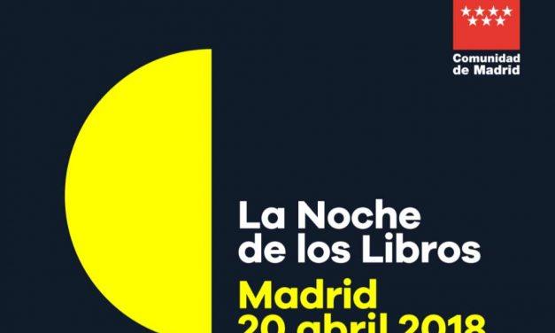 Este viernes es la XIII edición de La Noche de los Libros de Madrid