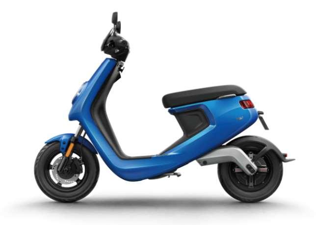 Uno de los scooter eléctricos que ofrecerá electric SUN a partir de mayo