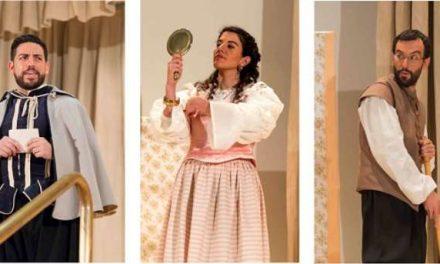 """""""La Hermosa Fea"""" de Lope de Vega será representada en Madrid por la Pequeña Compañía de la Fundación Maior"""