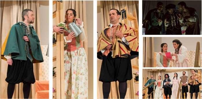 Lope de Vega renovó las fórmulas del teatro español, mezclando lo trágico y lo cómico