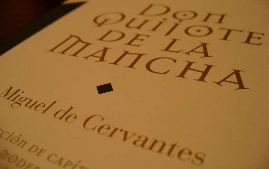 Hoy comienza la Lectura Continuada del Quijote