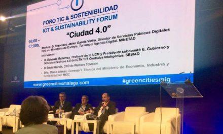 Asistimos a Greencities, Foro para la creación de Ciudades Inteligentes Sostenibles