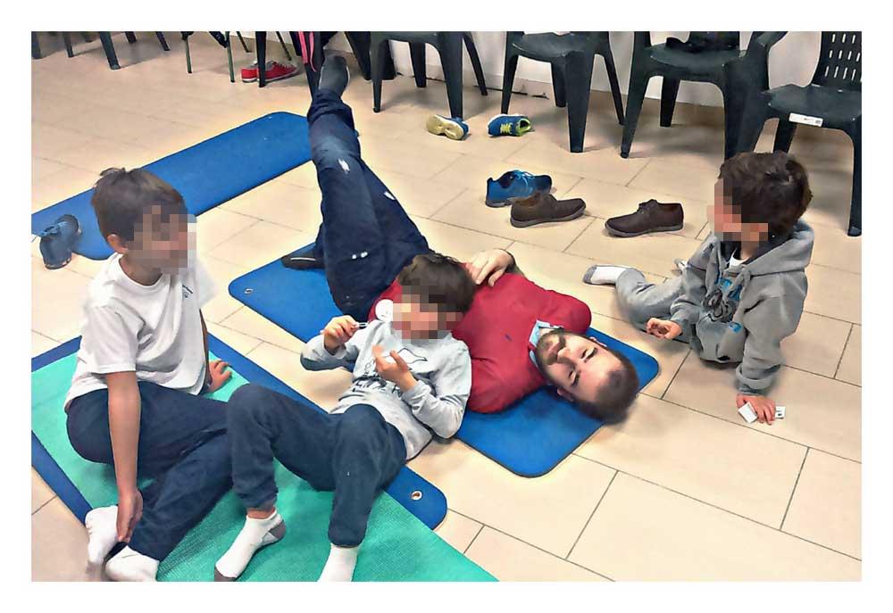 El Aula SOMOS TEA cuenta con grupos de apoyo de psicoterapia para familias