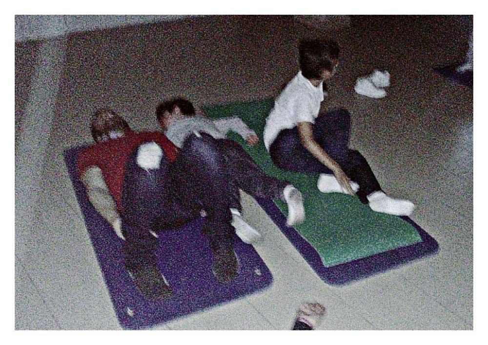 En el Aula SOMOS TEA enseñan a los niños/as, adolescentes y adultos TEA, la práctica de la meditación mindfulness y se trabaja la gestión emocional