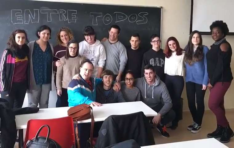 Jóvenes con síndrome de Down crean un Periódico Universitario Inclusivo