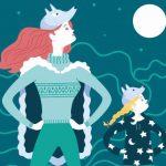 """38 mujeres artistas escriben """"LOBA"""" un libro solidario para homenajear a sus madres"""