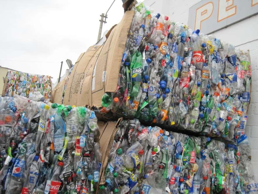 En el Congreso se difundirán algunos casos locales relacionados al proceso de reciclaje de plásticos