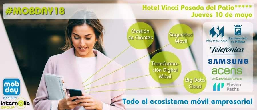 II Edición del Málaga Mobile Day #MOBDAY18