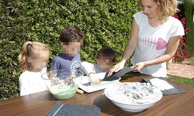 20.000 aulas españolas participan en una campaña para fomentar el reciclaje desde la infancia