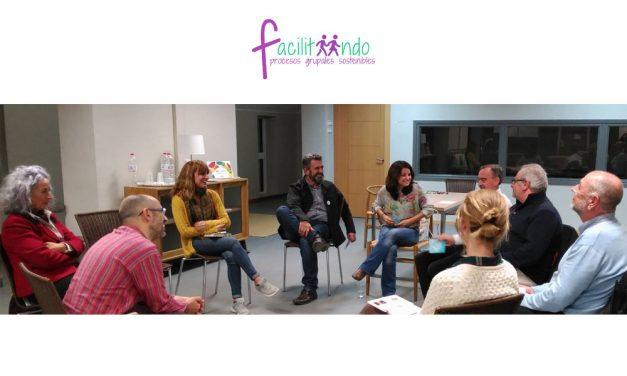 Charla-taller de FacilitAndo sobre Procesos Grupales Sostenibles esta tarde en Triodos Bank Málaga