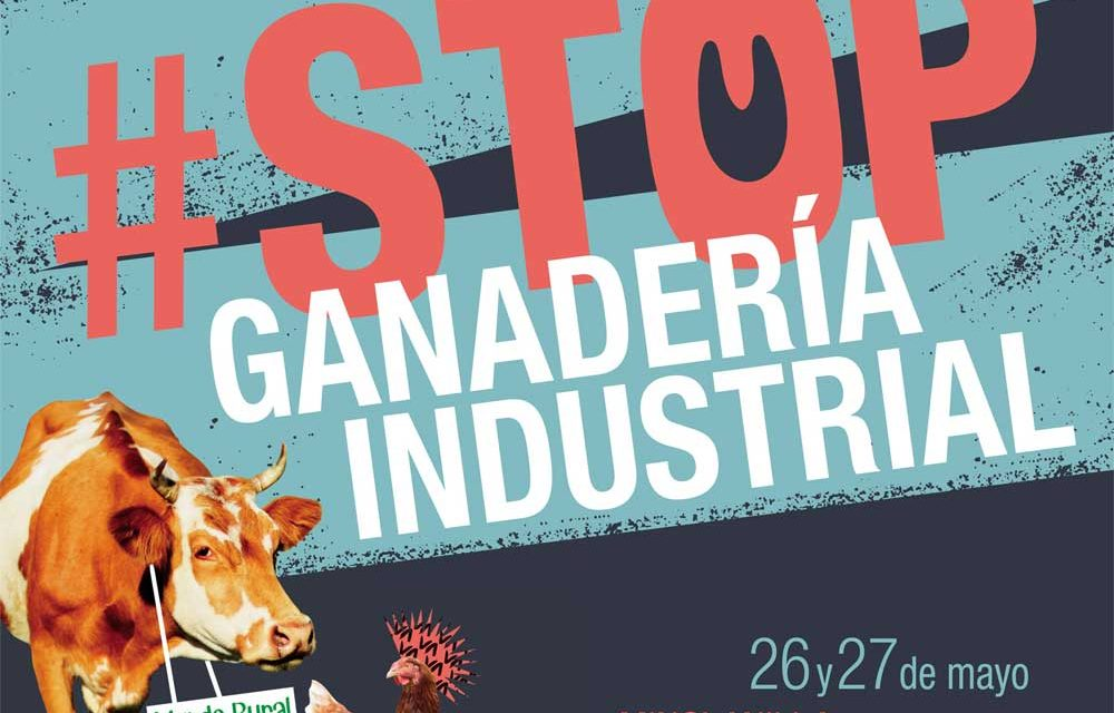 Nace la Coordinadora Estatal Stop Ganadería Industrial