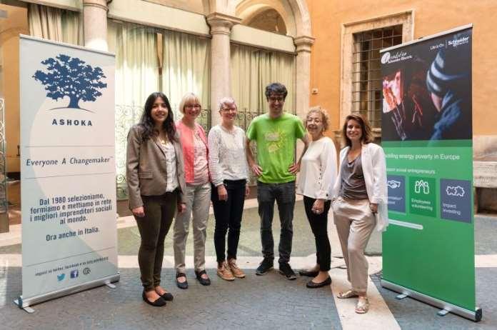 Delegación de Energía Positiva en la entrega de premios